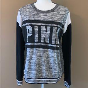 *Victorias Secret Pink* Pull Over Sweatshirt
